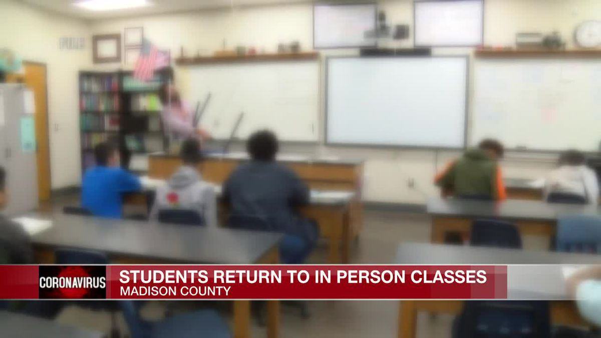 Students return to in-person learning after COVID outbreaks