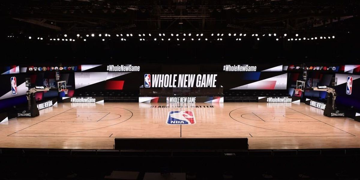 Pelicans, Jazz kneel during national anthem