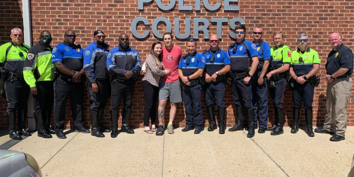 Flowood police officer involved in motorcycle crash released from hospital