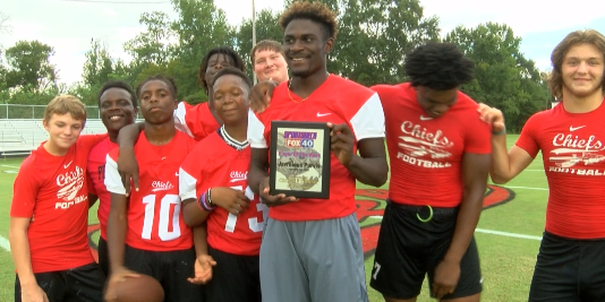 SportsDeck Player of the Week: Javeious Purvis