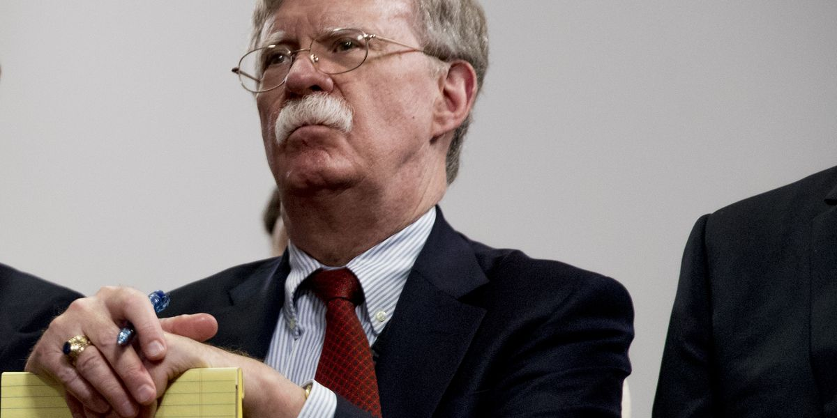 GOP strains to contain Bolton fallout in impeachment trial