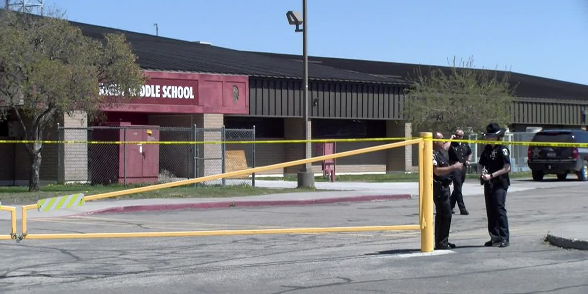 Police: Teacher disarmed student who shot 3 at Idaho school