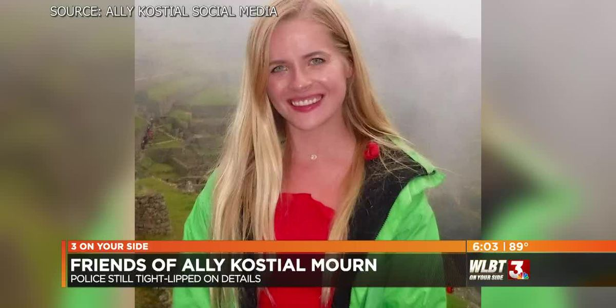 'Ally was pure light': Friend says Ally Kostial was kind to even 'most evil' people