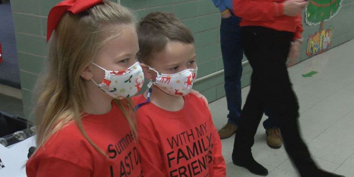 Five-year-old Gulfport boy celebrates last day of chemotherapy