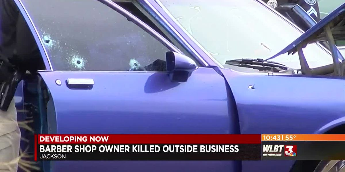 VIDEO: Local barbershop owner shot and killed in city's 76th homicide