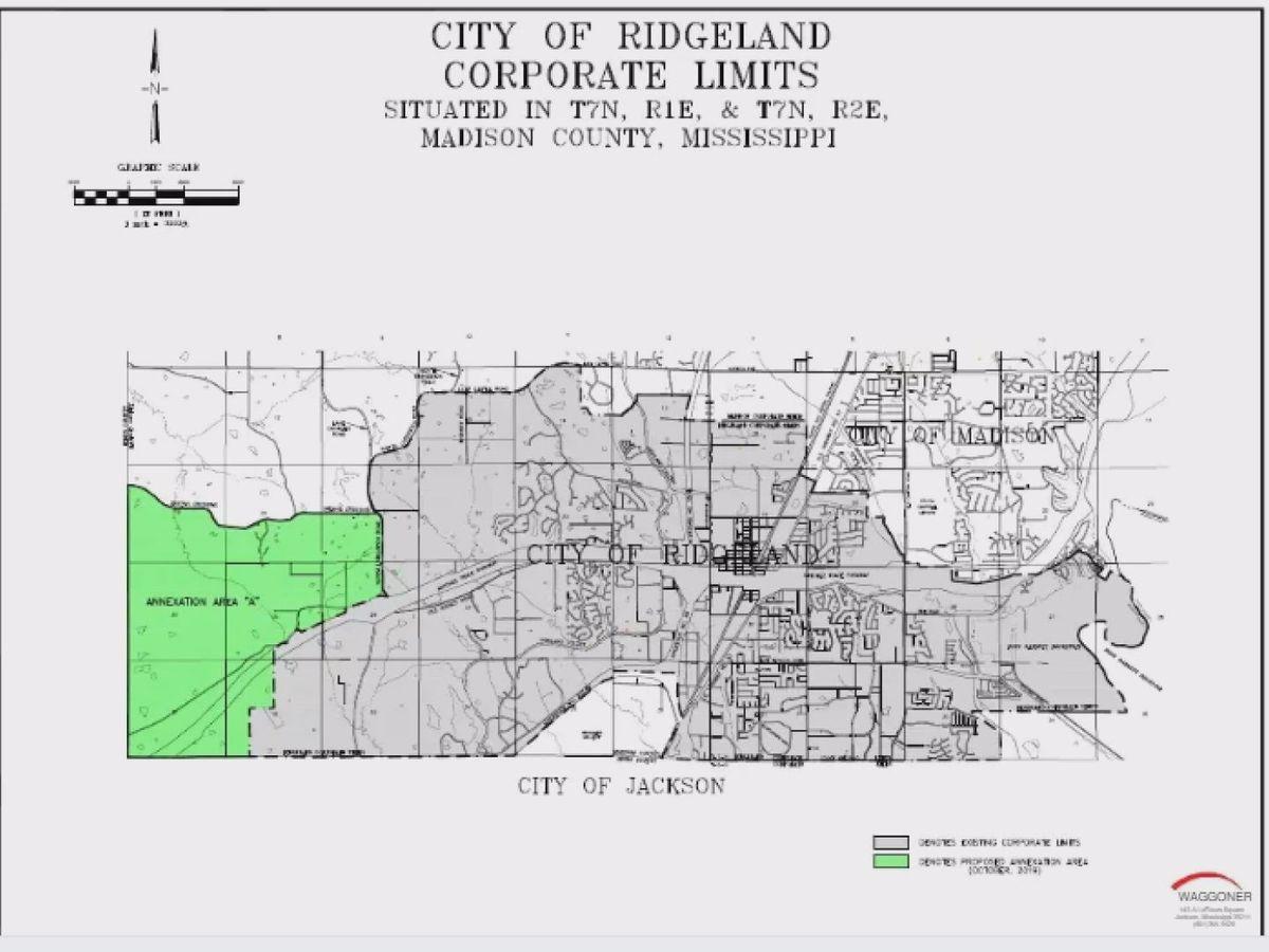 Ridgeland annexation effective Friday, March 5