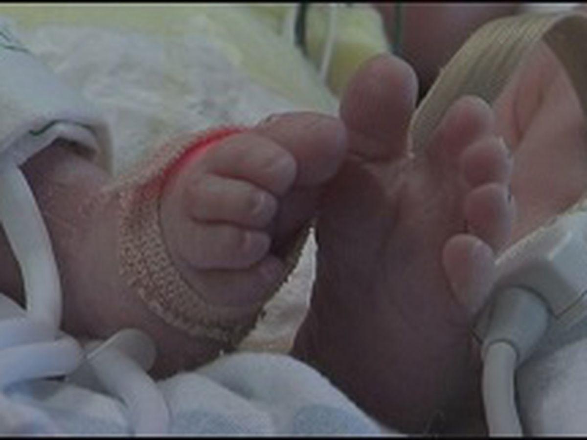 Mississippi ranks number one in premature births