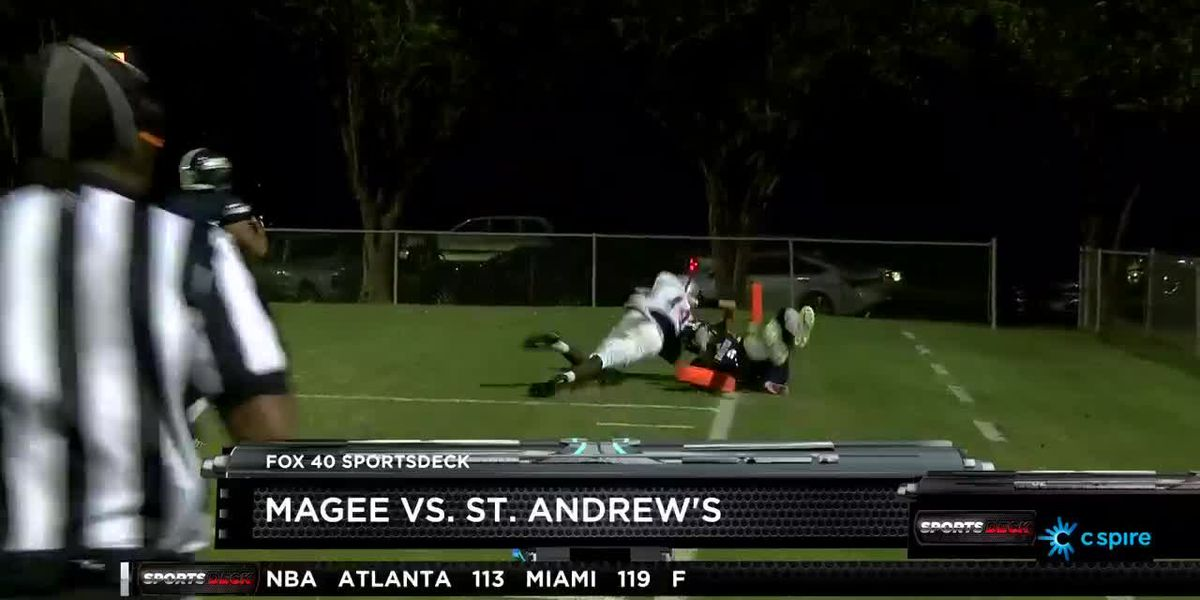Magee vs. St. Andrews