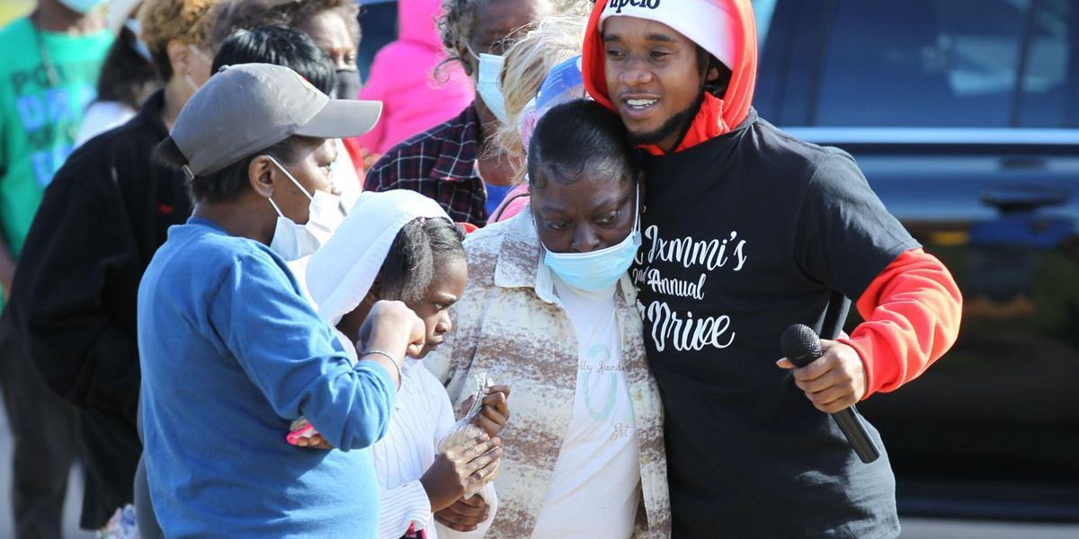 Mississippi rapper honored with own day after supplying Thanksgiving meals in hometown