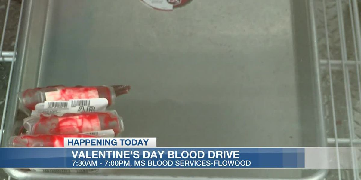 Mississippi Blood Services hosts annual blood drive in Flowood