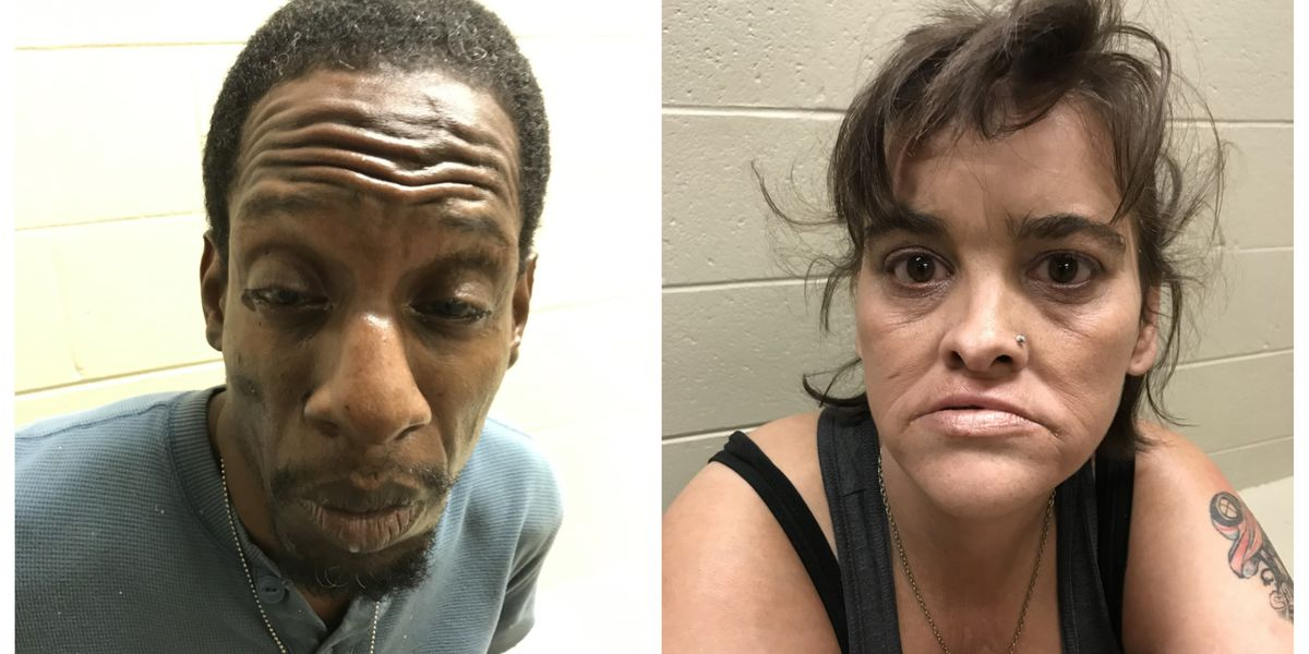 Two arrested after chase from Richland to Jackson