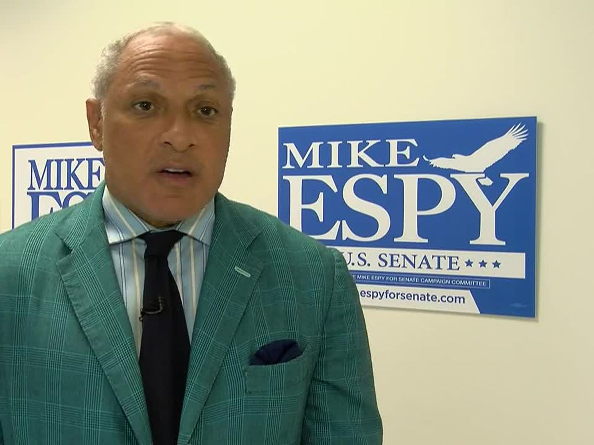 Mike Espy makes it official, announces bid for U.S. Senate