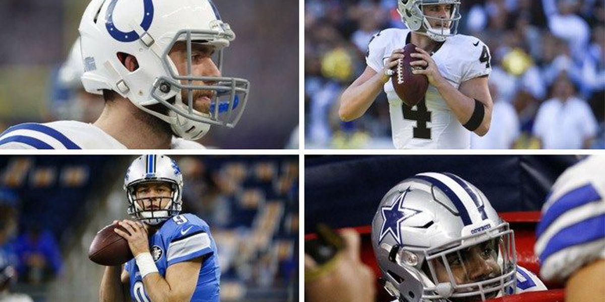 NFL Hash Marks: Points taken