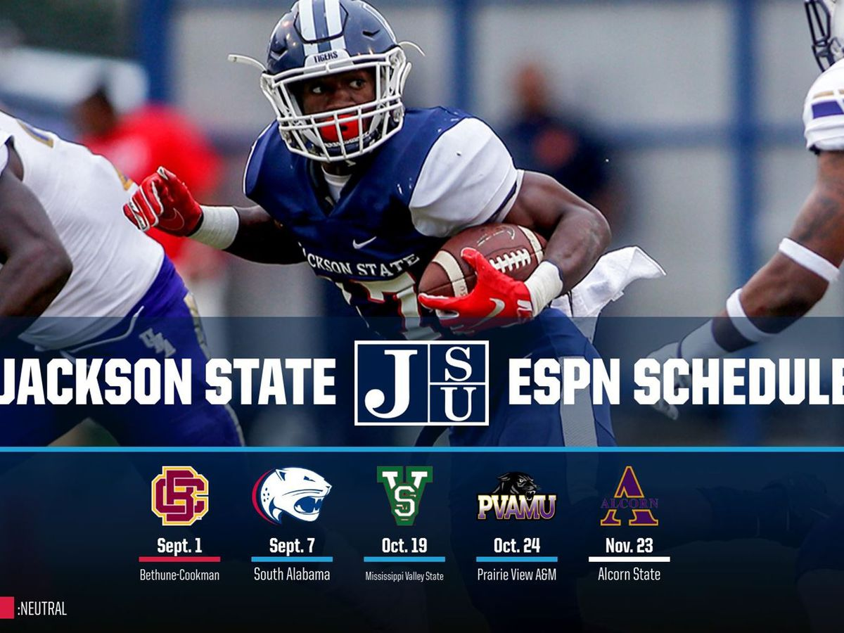 ESPN adds pair of JSU football games to broadcast schedule