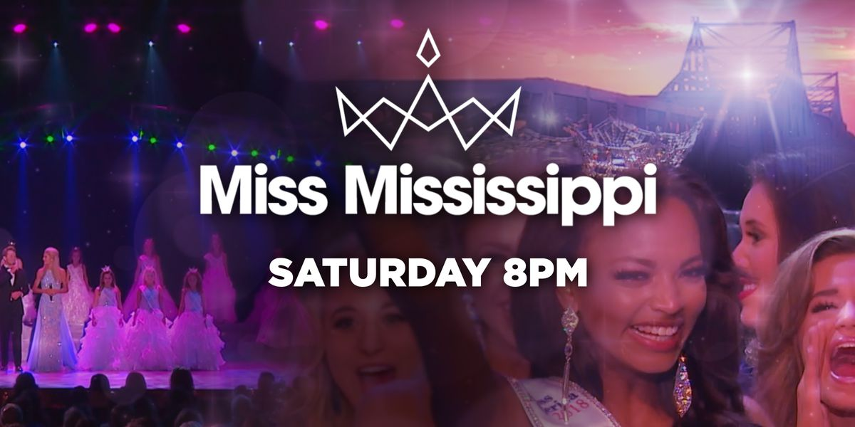WATCH LIVE: Miss Mississippi 2019