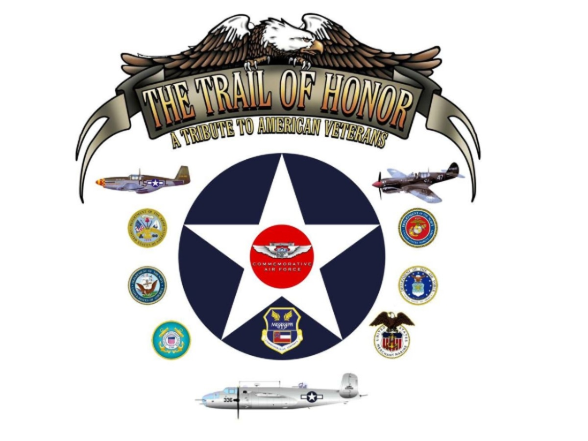 Trail of Honor schedule of events