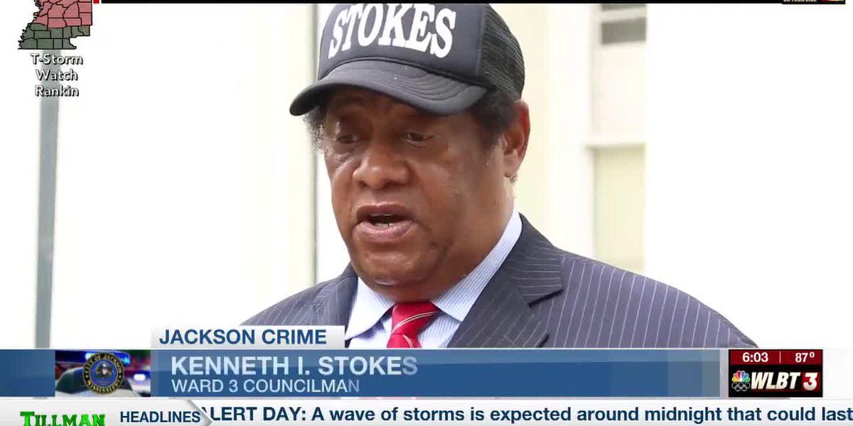 Jackson councilman proposes 'cease fire' as killings continue