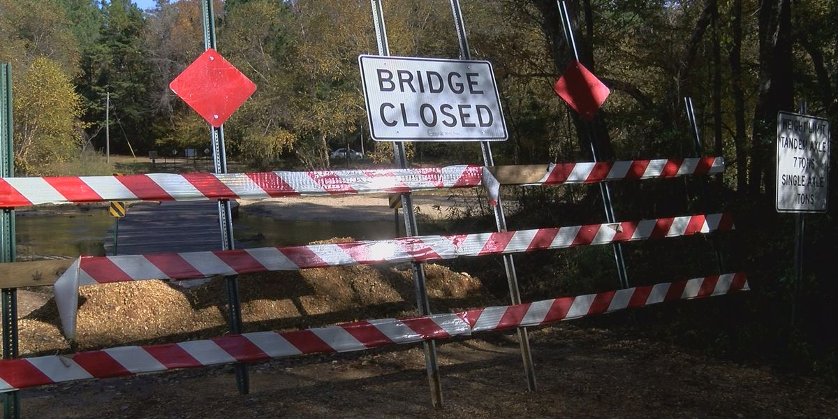 Bridge problems in south Mississippi leave residents frustrated