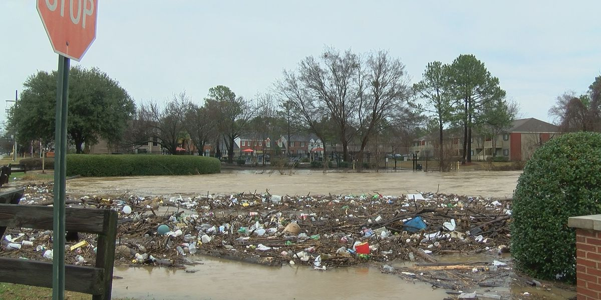 Heavy rain brings fear, concerns to residents from Canton to Jackson
