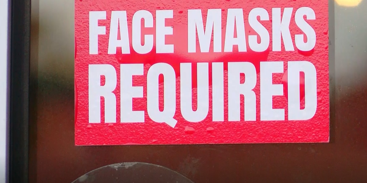 In Adams County, wear a mask or face a $50 fine
