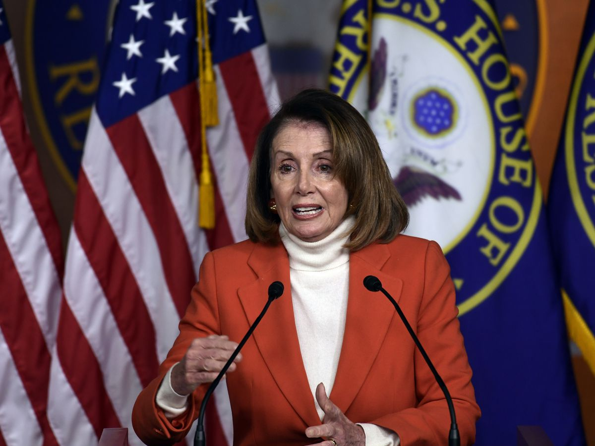 Pelosi claims she has votes, but race for speaker goes on