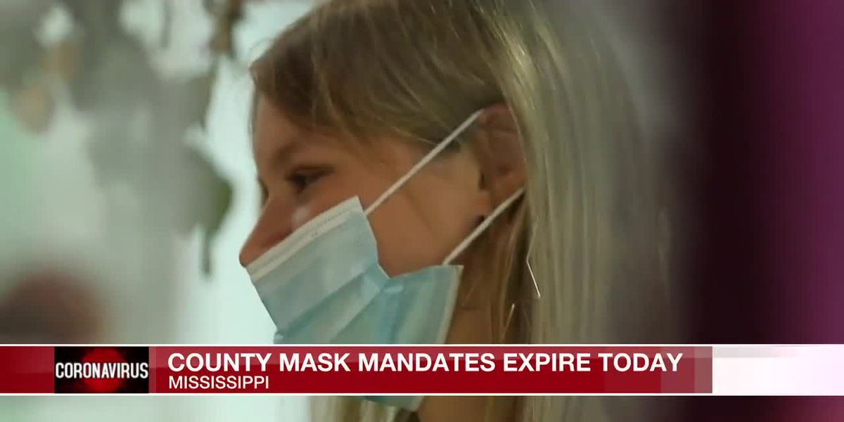 Mississippi mask mandates expire Friday