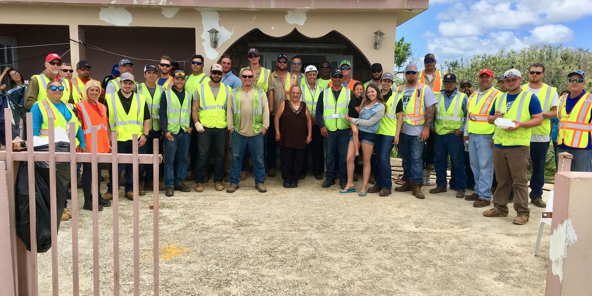 Mississippi Power restores electricity in employee's Puerto Rico hometown