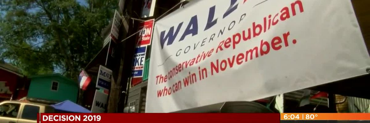 """Waller refutes """"liberal"""" advertising claims, looks ahead to November"""