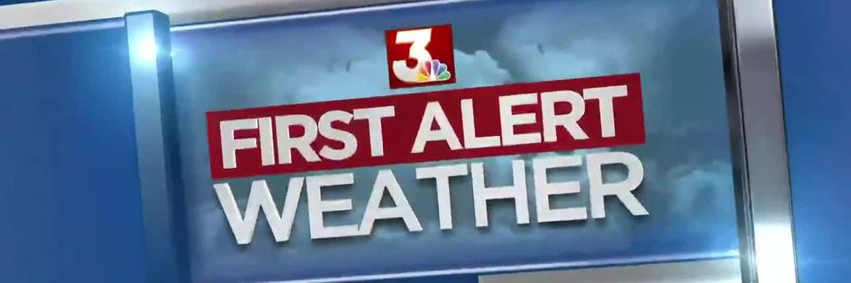 First Alert Forecast: rain, storm risk Friday; unsettled weekend ahead