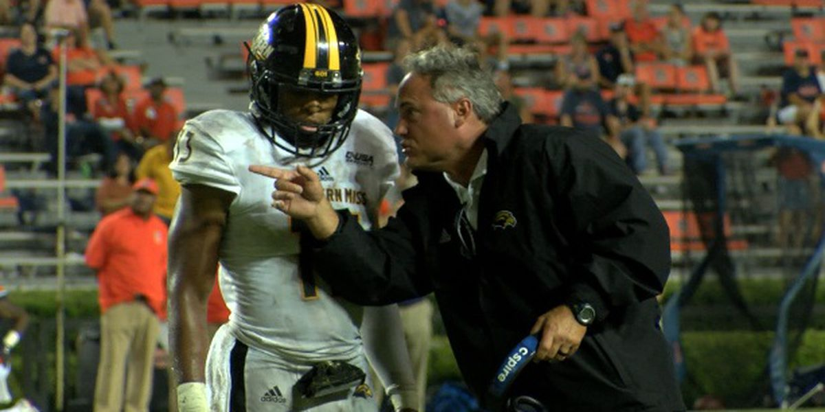 USM rides momentum into bye week