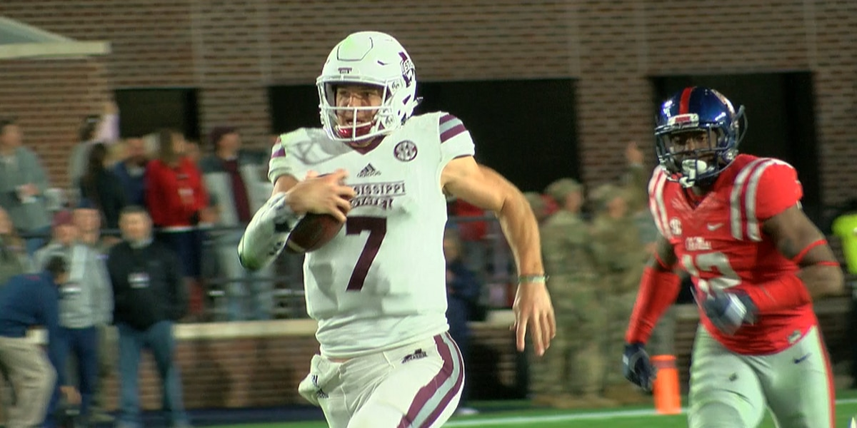 Mississippi State QB Nick Fitzgerald will not play in opener