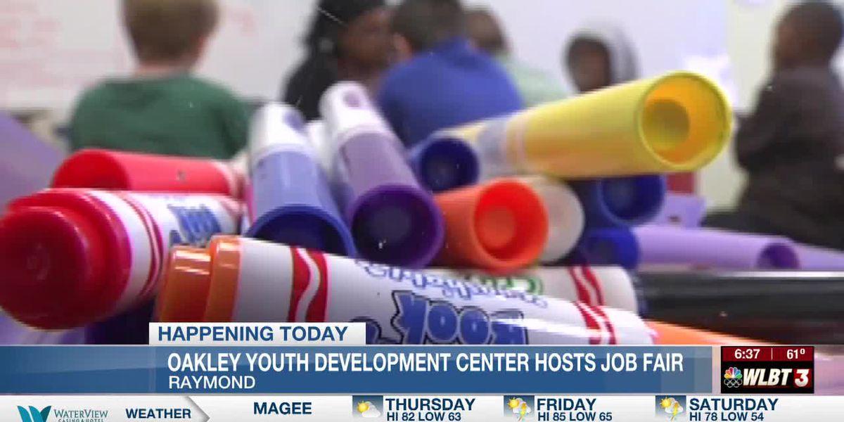 Oakley Youth Center in Raymond hosts Job Fair