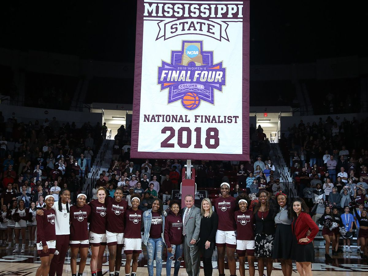 #6 Bulldogs raise banner, blow out Coppin State