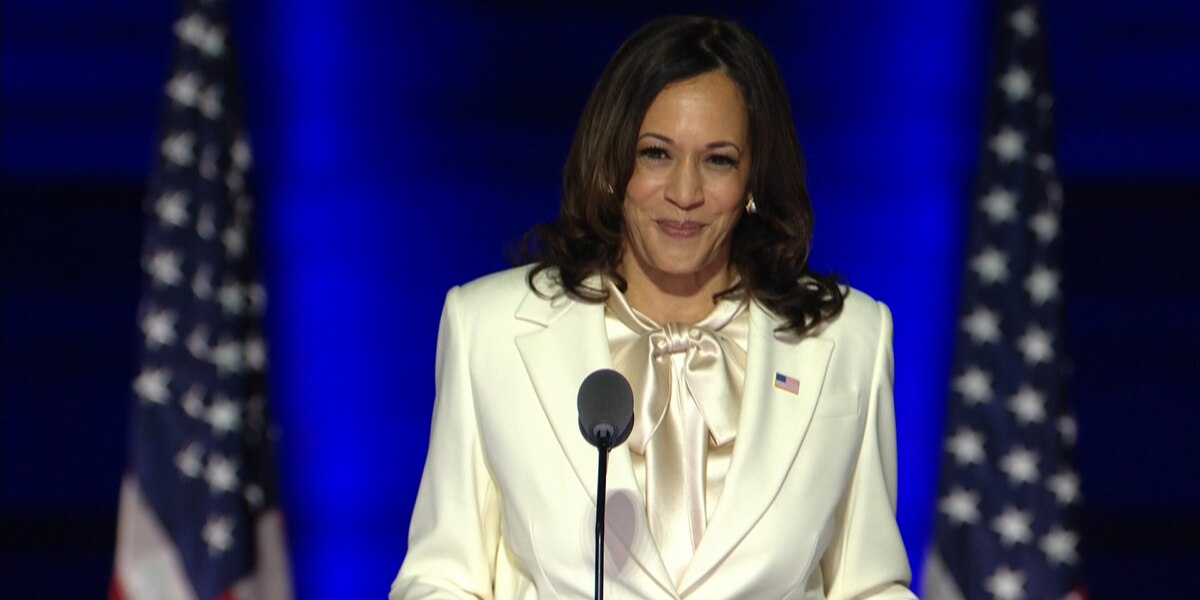 Women of Alpha Kappa Alpha Sorority Inc. share excitement over sorority sister Kamala Harris' VP win