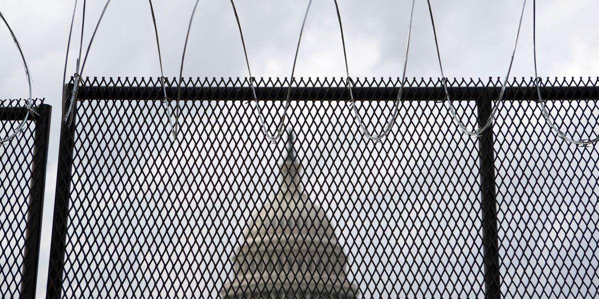 Reps. Guest and Kelly ask that U.S. Capitol fence come down, for National Guard to return home