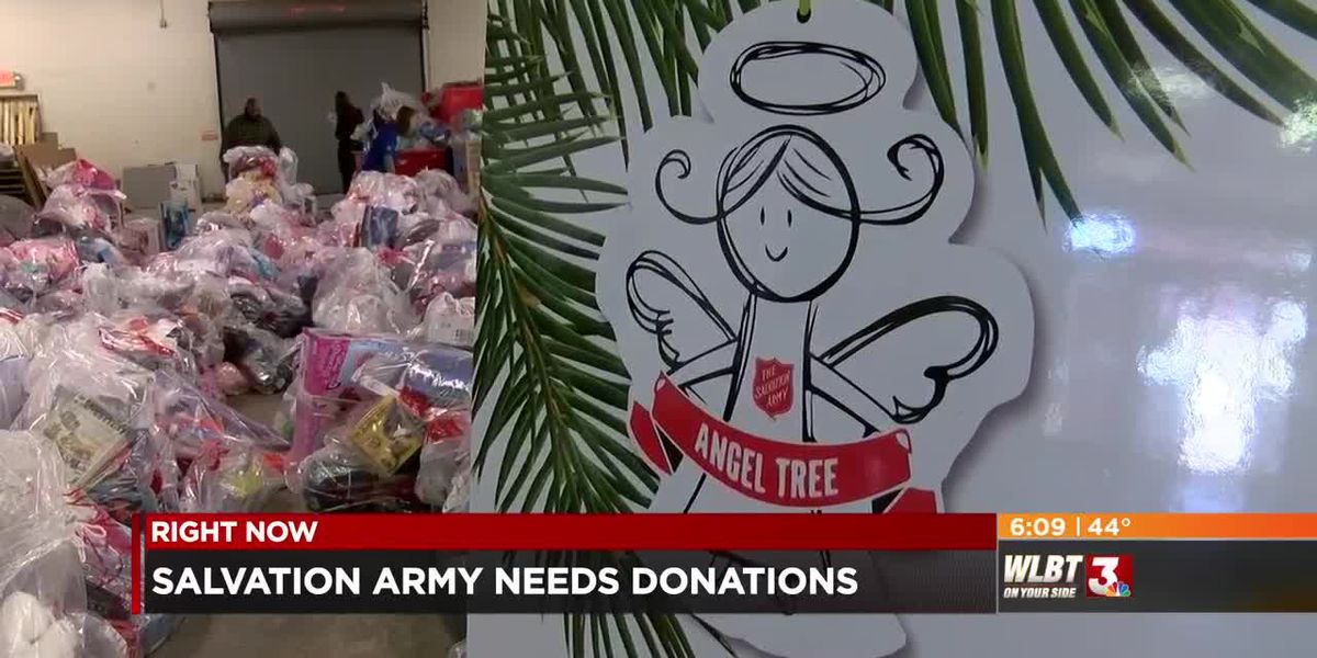 Salvation Army asking for donations toward two of its major fundraisers