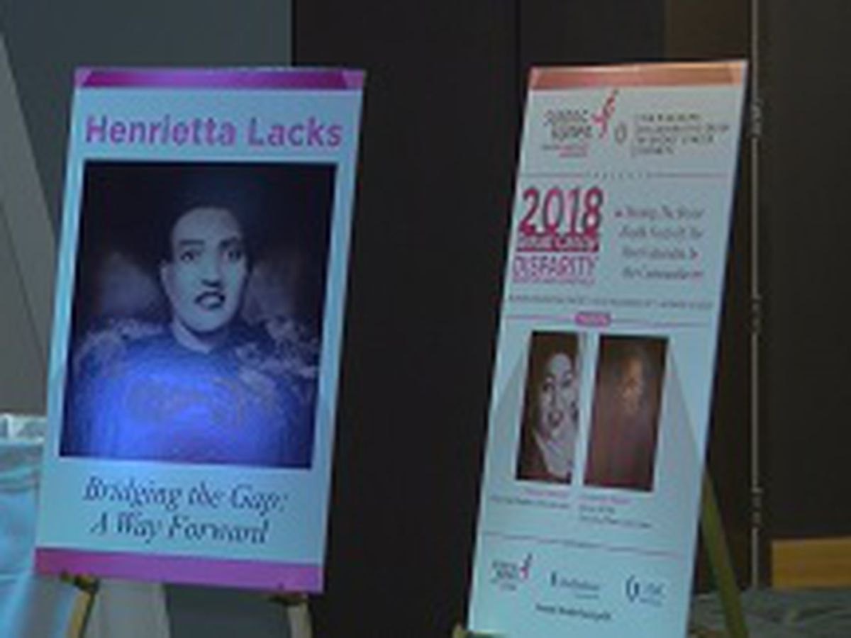 Great Granddaughter of Henrietta Lacks discusses access to quality healthcare in Jackson