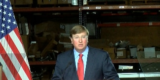 Tate Reeves officially kicks off gubernatorial campaign