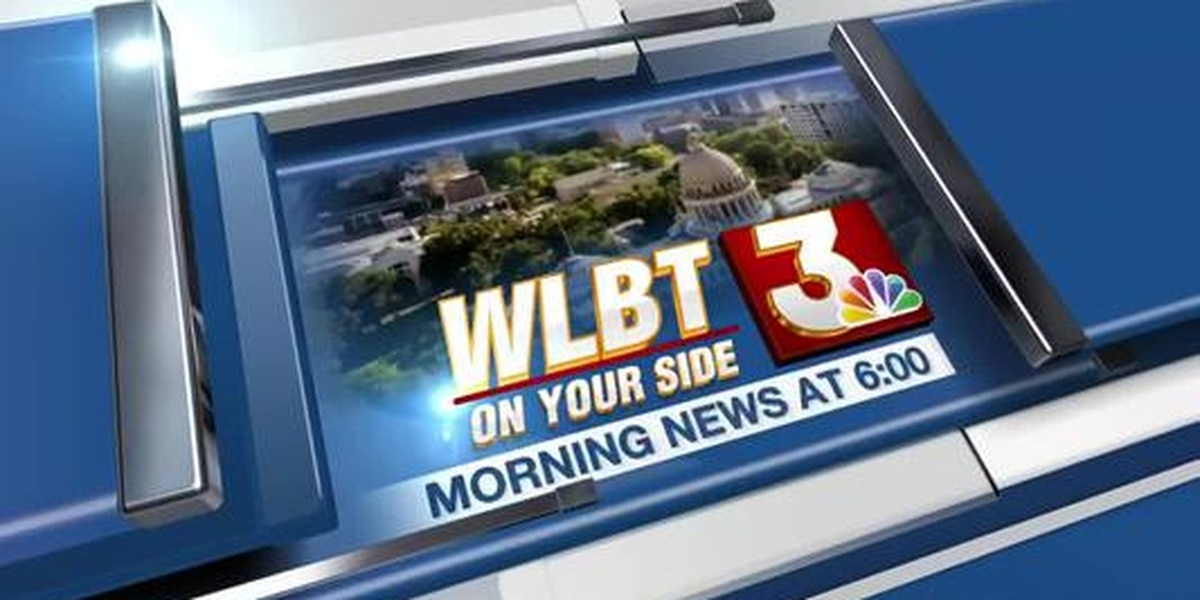 WLBT News at 6 AM (Thursday, December 12, 2019)