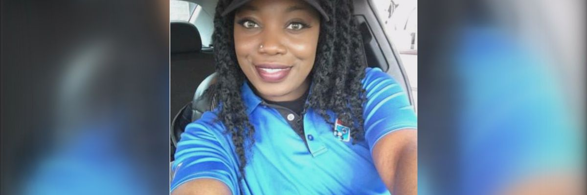 Madison Co. SO searching for missing Domino's employee after car found abandoned