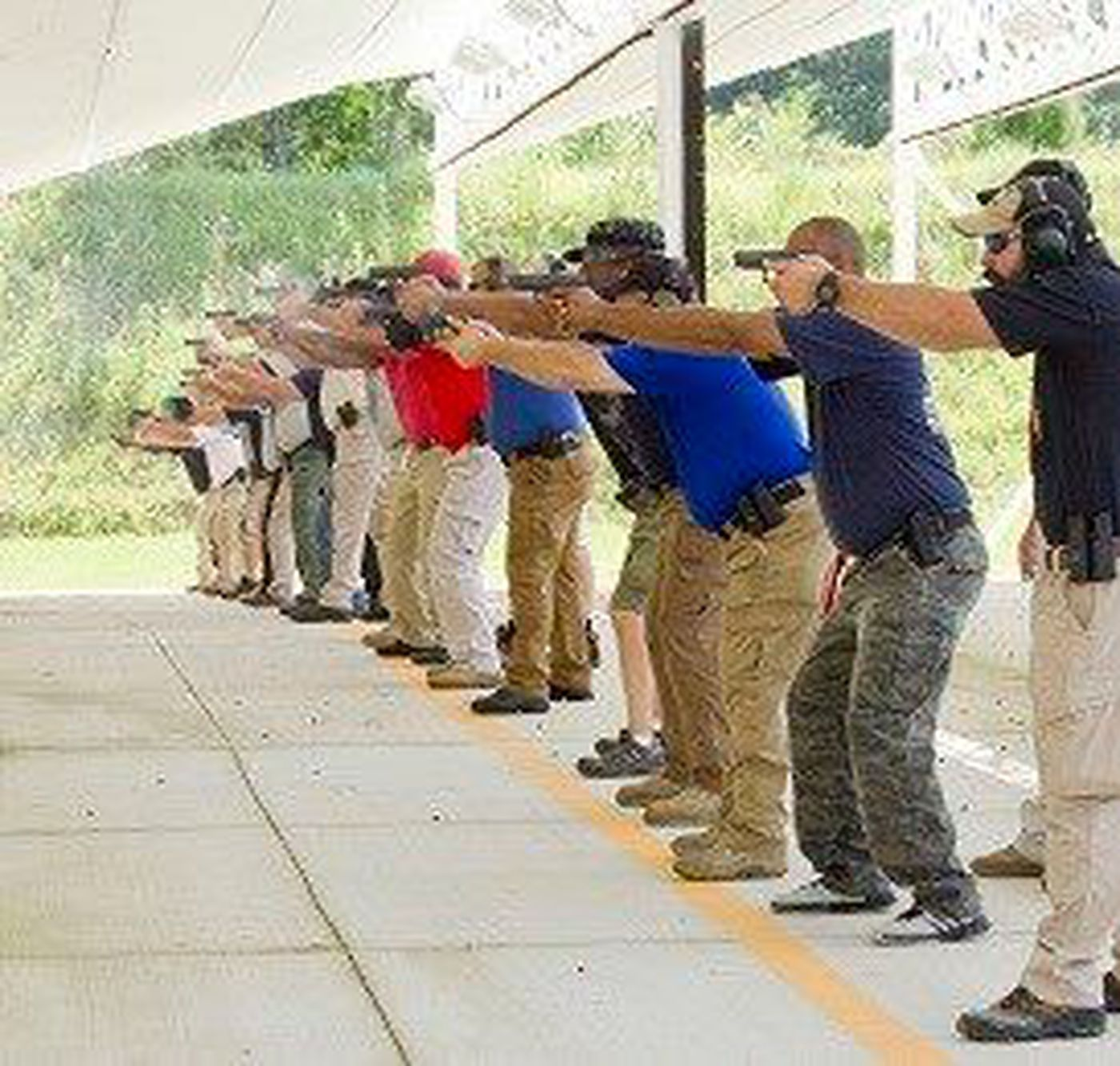 More Firearms Training for MDOC Officers