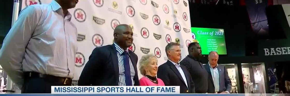 Mississippi Sports Hall of Fame unveils 2021 class