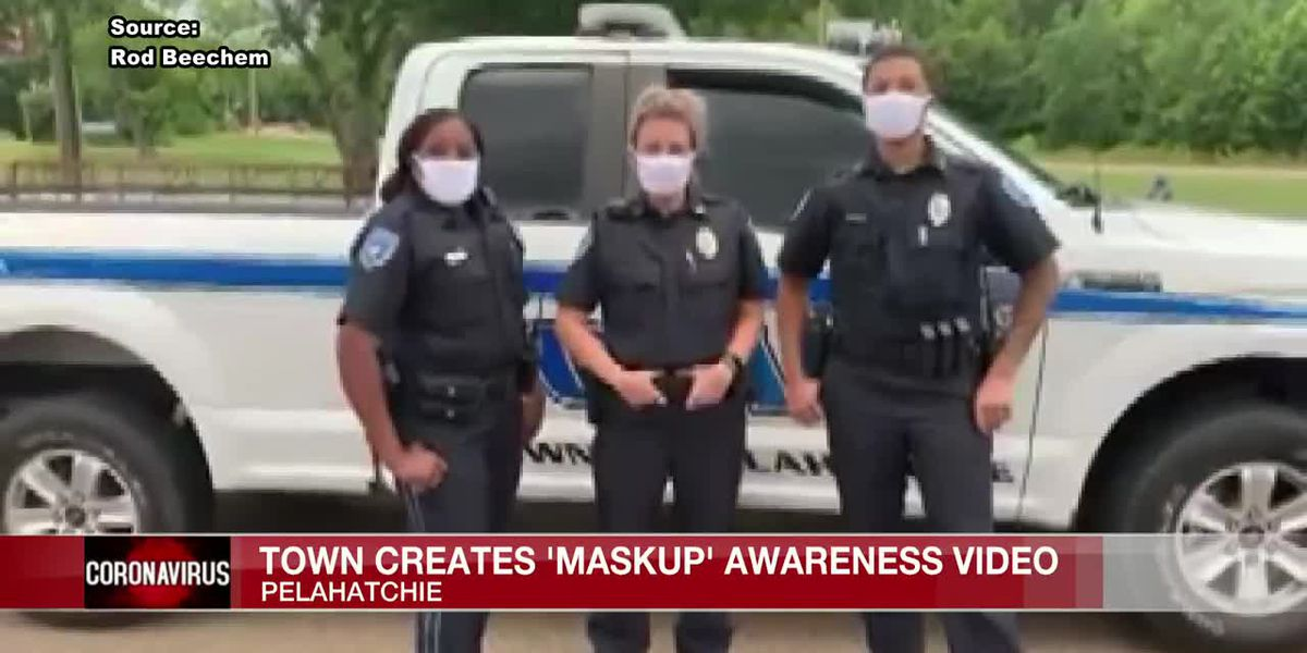 Pelahatchie creates 'maskup' awareness video