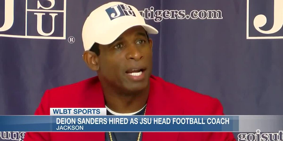 JSU Athletic Director talks Deion Sanders and what's next for the football team