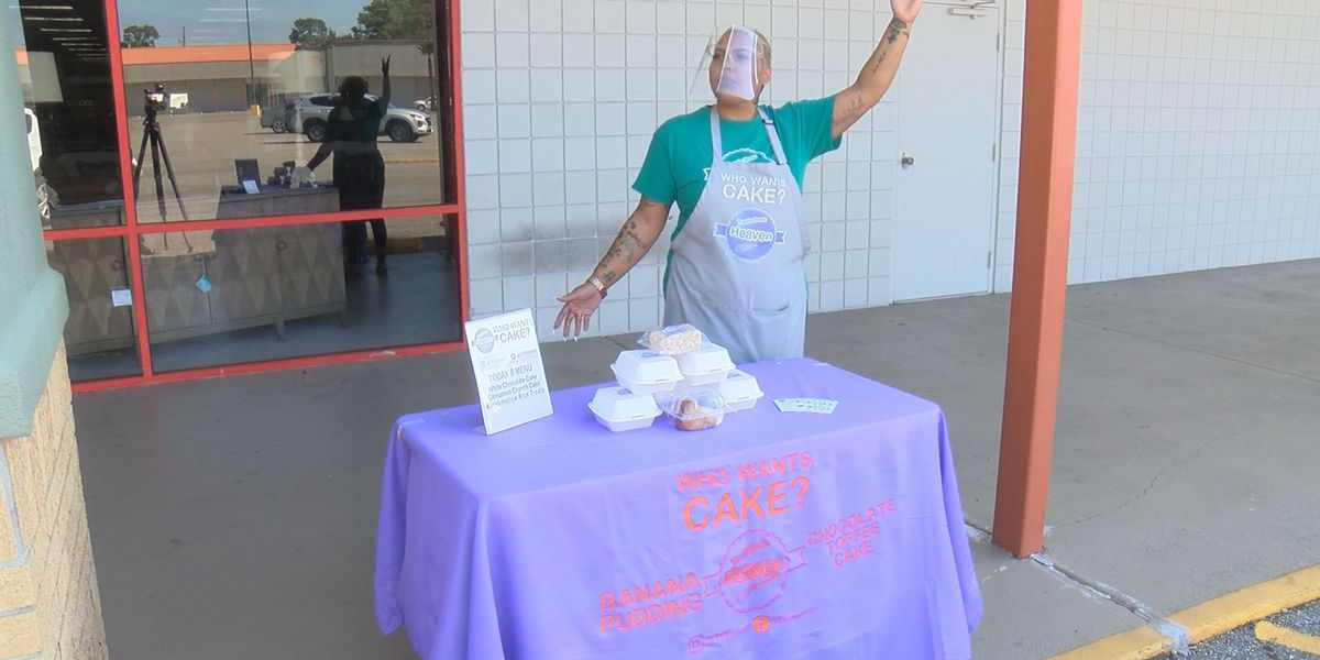 Veterans start pop up bakery in South Mississippi