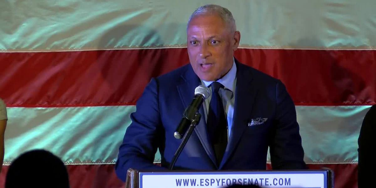 Espy hopes to drum up support over holiday weekend