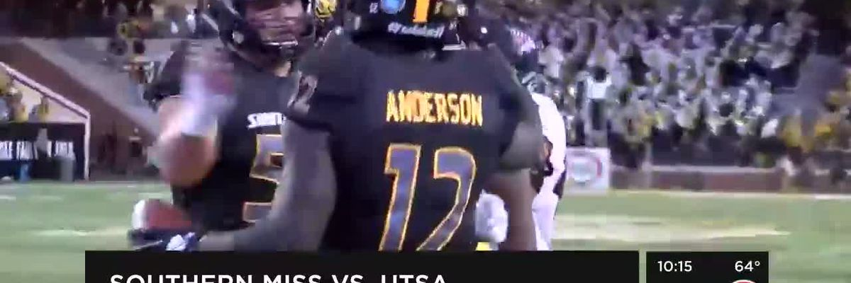 Southern Miss gets victory on homecoming