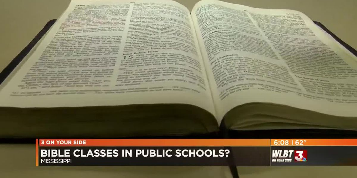 Bible classes could be added to Miss. curriculum