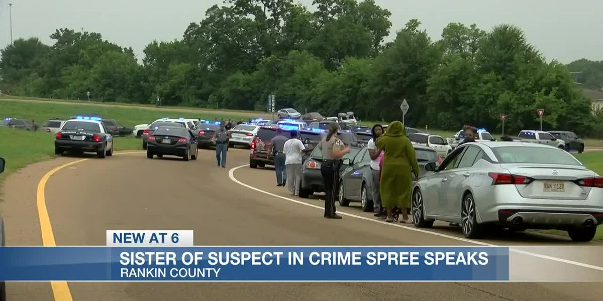 Family of man accused of crime spree in Rankin County was COVID-19 positive during incident