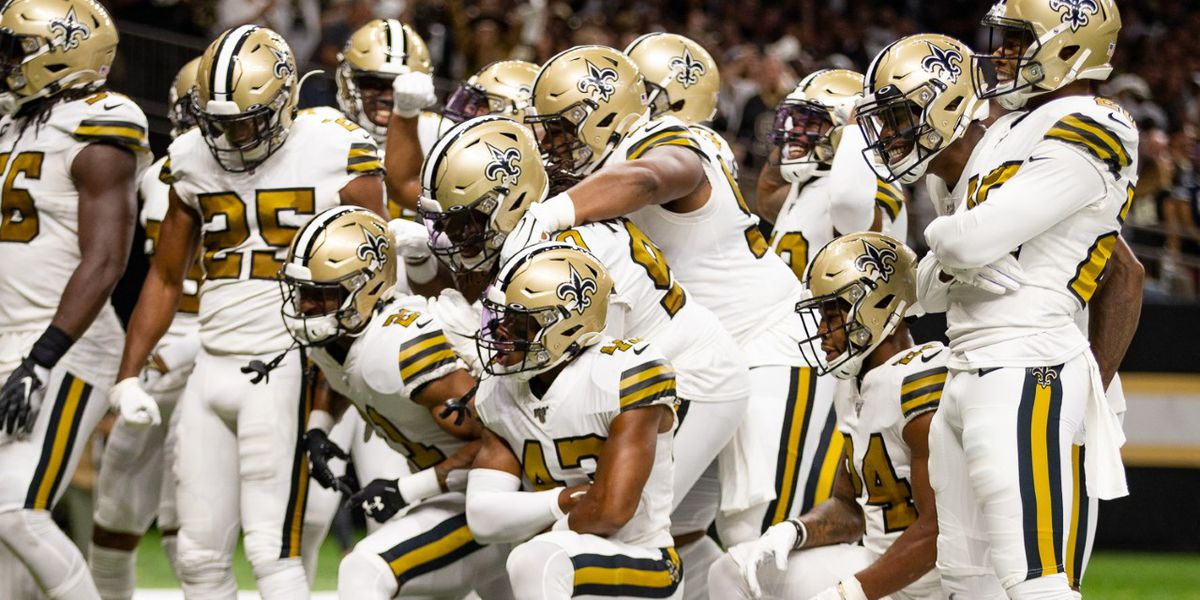 Lutz field goals and the Saints opportunistic defense deliver win over the Cowboys
